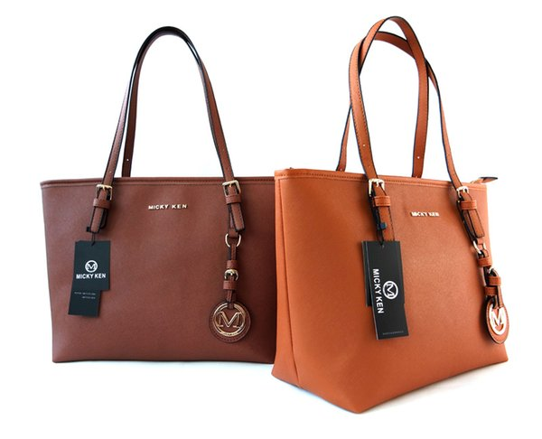 Promotional women bag fashion and causal lady bags female handbag Top PU leather large Mom bags for shopping