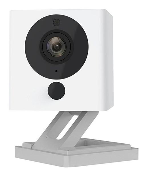 AI Cam 1080p HD drahtlose Smart-Home-Innenkamera mit 2-Wege-Audio-Mini-CCTV-Heimsicherheitssystem für Nachtsicht