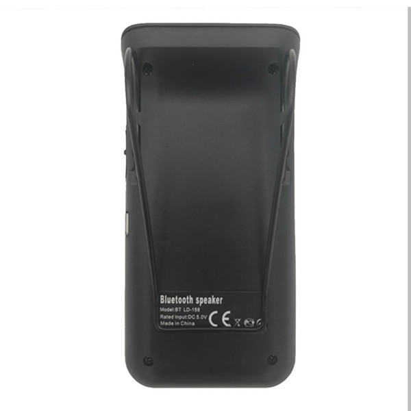 Car Sun Visor Bluetooth Hands-free Speaker Car Kit For MP3 iPhone Samsung HTC All Other Mobile Phones