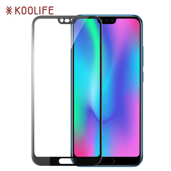 Tempered glass For Huawei Honor 10 Ultra-thin for Huawei honor 10 Screen Protector Film Glass for honor 10 Protecters Glass