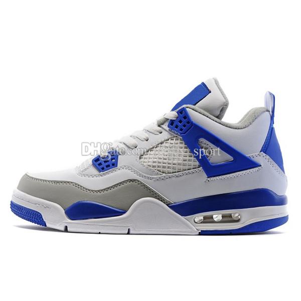 #15 White Blue