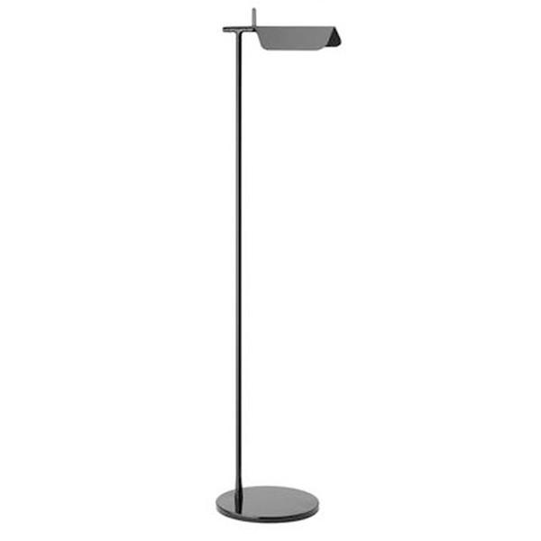 Modern Demir G9 LED Zemin Lambası Masa Lambası Ofis Aydınlatma Yeni siyah / mavi / beyaz zemin ışık yanar zemin standart E044 628
