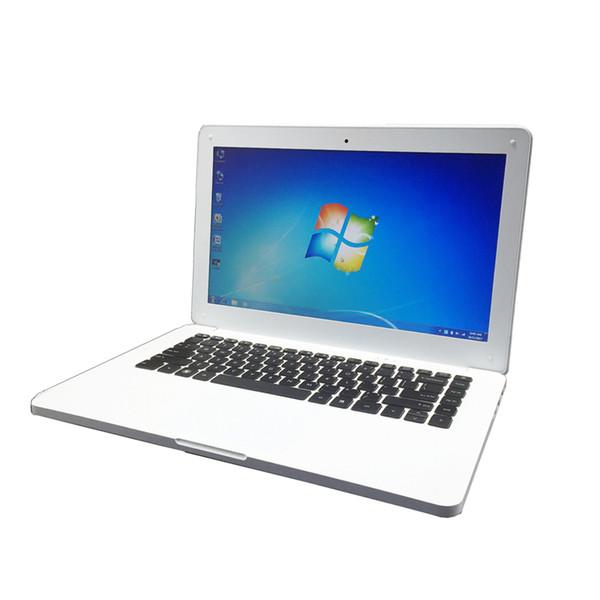 Sistema de windows 10 13.3 polegada laptop 8G ram 1 TB HDD construído na câmera com disco rígido expansível enviar mouse