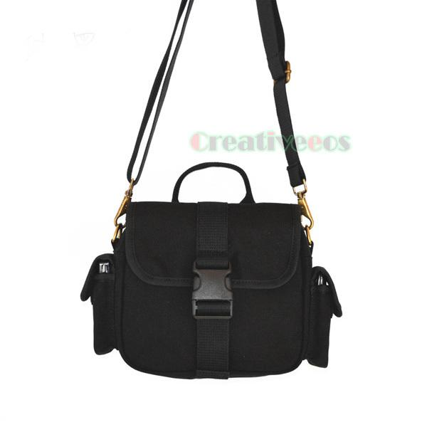 Unisex Multi-purpose Canvas Travel Cruz corpo Messenger Shoulder Handbag Tote Bag Bolsas