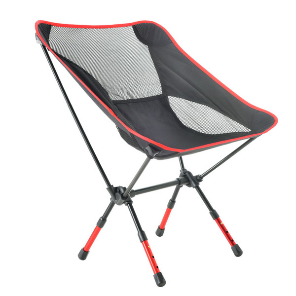 Hot Selling Adjustable Moon Chair with Leg extenders,TY-010 Folding Backpacking Moon Chair with Adjustable leg extender For tent