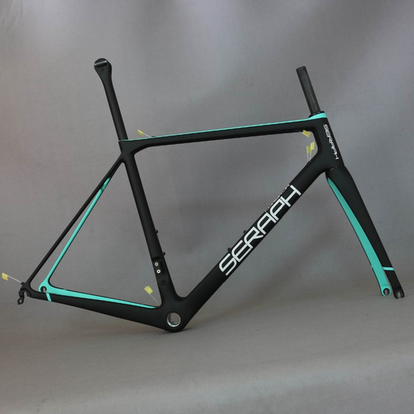 2018 SERAPH OEM carbon bike frame custom paint bike cycling bicycle super light road frame racing recommend frame