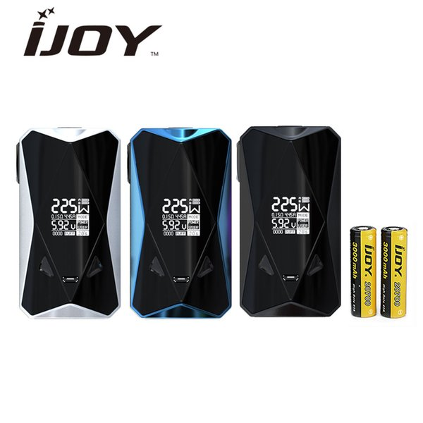 IJOY Diamond PD270 234W TC Box MOD 6000mAh Compatible With Dual 20700/  18650 Batteries E Cig MOD Vape Mod Store What Is A Vaping Mod From  Heavengifts,