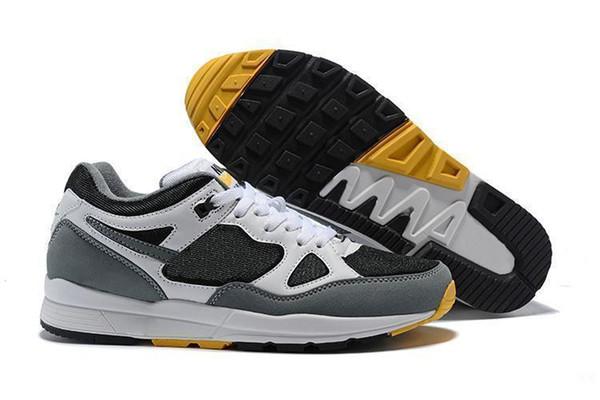 Großhandel Nike Air Span II 2018 Großhandelsspanne II 90 Luxuxdesigner Beiläufige Schuhe Der Männer Für Gute Qualität Schwarzes Weiß 40 45 Geben
