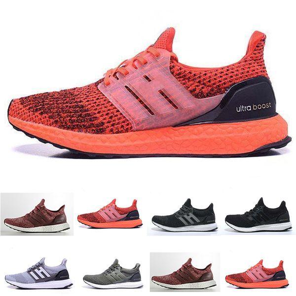 Großhandel Adidas Ultra Neue Ankunft 2018 Ultra Boost Uncaged Damen Herren Schuhe Im Freien Ultra Boost 5.0 Femme Homme Trainer Casual Wanderschuhe