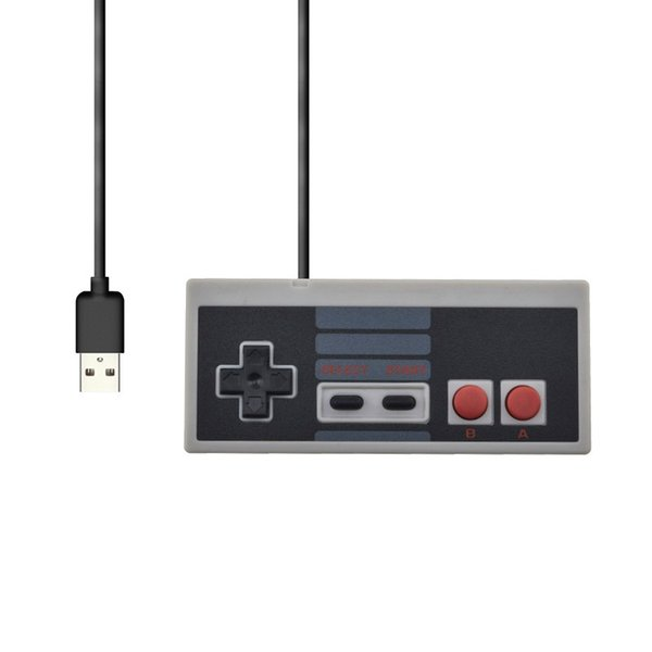 USB Interface wired Controller for PC Computer Game Famicom Gamepad not for NES FC classic Hot Sale DHL Free Shipping