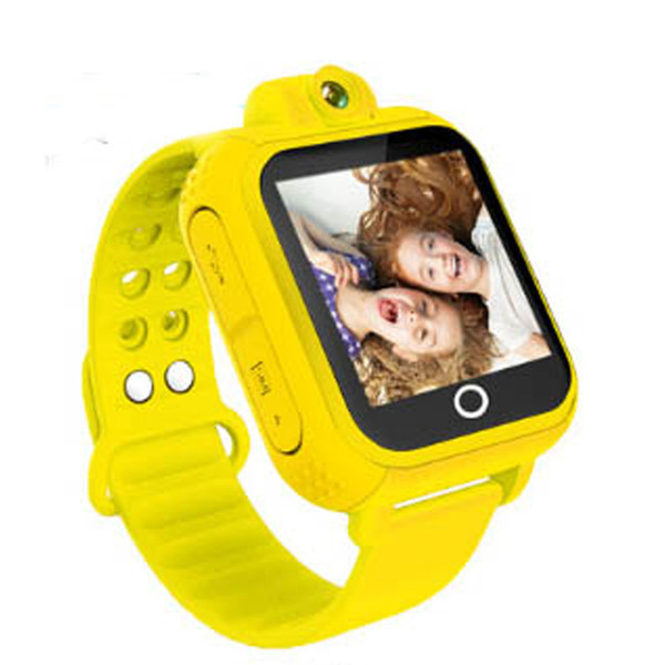720P Camera Kids Wristwatch 3G Wifi GPS Locator Tracker Smart watch Baby Watch With Camera For IOS Android Phone 600 MAh Battery