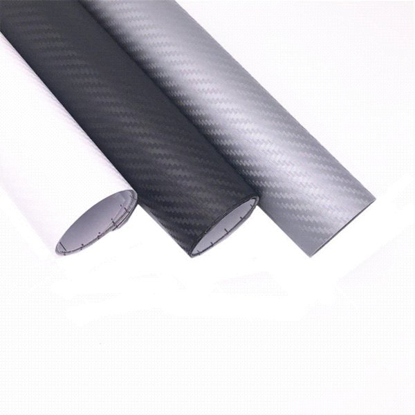 10x15x20x30x127cm 3D Carbon Fiber Car Stickers Waterproof Car Styling Wrap For Auto Vehicle Detailing Car accessories Motorcycle