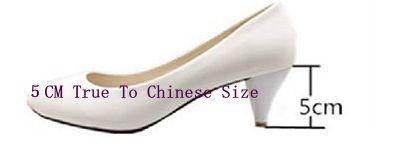 Purpel 5cm Heel