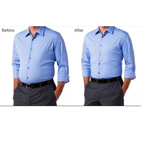 2018 Slimming Men Belly Shaper Belt Elastic Cinchers Fat Burner Breathable Tight Body Shape Waist Belt with Tummy Control
