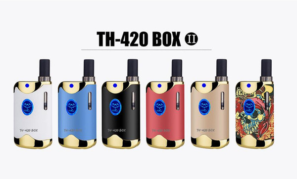 Authentic Kangvape TH-710 Battery 650mAh Kit 510 Thread Oil Cartridge US Seller