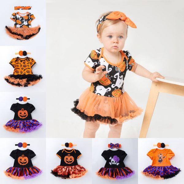 Christmas Gift Newborn Clothing Set Baby Girls Dress Cotton Mesh Ruffles Girl Christening Gowns Christmas Dress Set