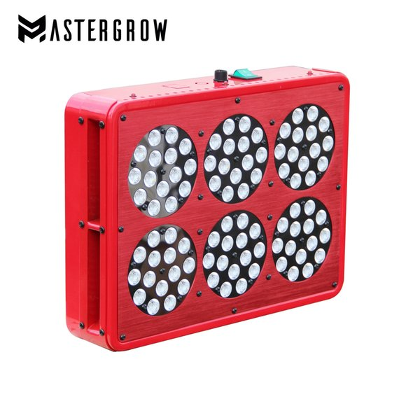Apollo 6 Full Spectrum 450W LED Grow Light 10bands With Exclusive 5W LEDS For Flower Vegetative Greenhouse Indoor Plants Hydroponic System