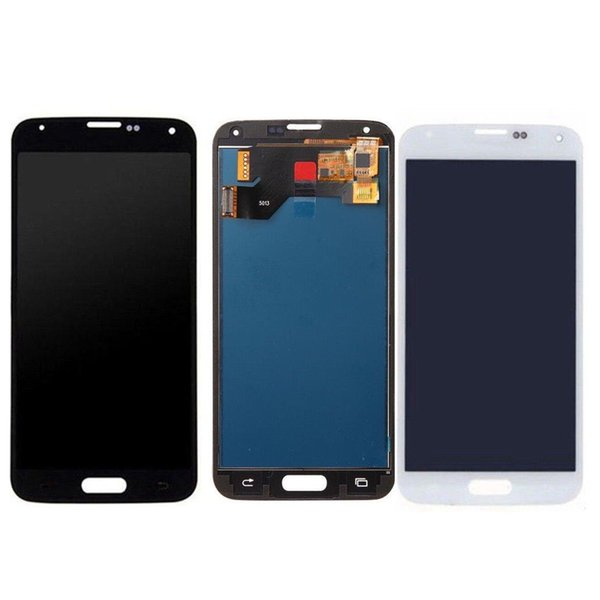 LCD Display Touch Screen Digitizer Assembly Repair Replacement For Samsung Galaxy S5 i9600 G900 G900A G900P High Quality