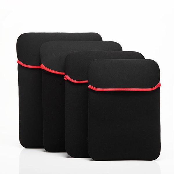 Sacoche de protection pour ordinateur portable 7-17 pouces Sac en néoprène souple pour 7-17