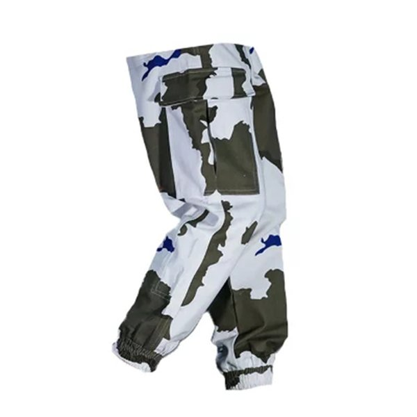 White Camo Pants Man Hip Hop Ankle Cotton Camouflage Trousers Street Style Cargo Mens Joggers Pants Sweatpants Pantalon Homme