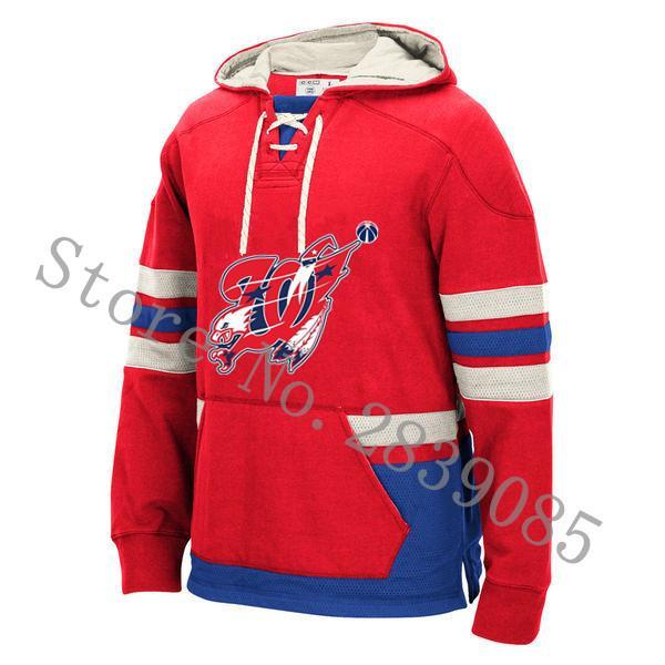 online store c1b53 25b63 New Designs Winter Washington Hoodies Stitched Custom  Capitals/Wizards/Nationals/Redskins Team Player Any Name/Number Sweatshirt