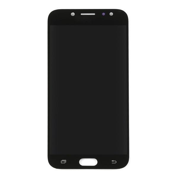 ل J730 LCD الأسود
