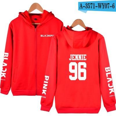 Красный -- Дженни 96