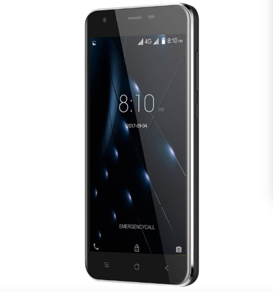 top popular Blackview A7 PRO Smart Cell Phone MT6737 Quad Core 2G RAM 16G ROM WIFI Android 7.0 Dual Rear Camera Phone 2019