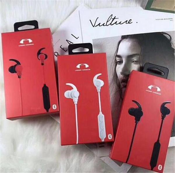 hohe Quantität Neue verpackte Sport, die Bluetooth Kopfhörer und Kastenkopfhörer Stereo single-ended Bluetooth laufen lassen und EMA