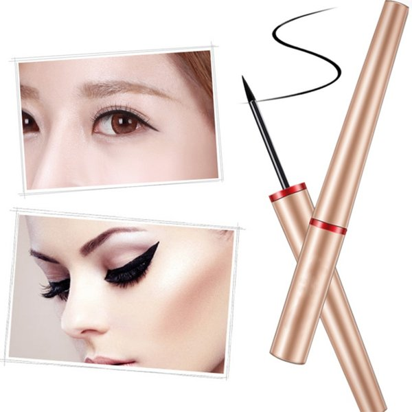 Brand Quick Dry Black Liquid Eyeliner Pencil Long Lasting Waterproof Cosmetic Eye Liner Pen Eyes Makeup