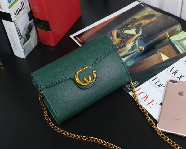 Neue Bacchus Damen Schulter Kette Lock Bag Explosion Modelle Mini retro Diagonale Kreuzhänder Dual-Use-Tasche frei Post
