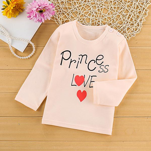 Enfant Bébé Fille Garçon à Manches Courtes Classique Solid T-Shirt Tee Tops Vêtements