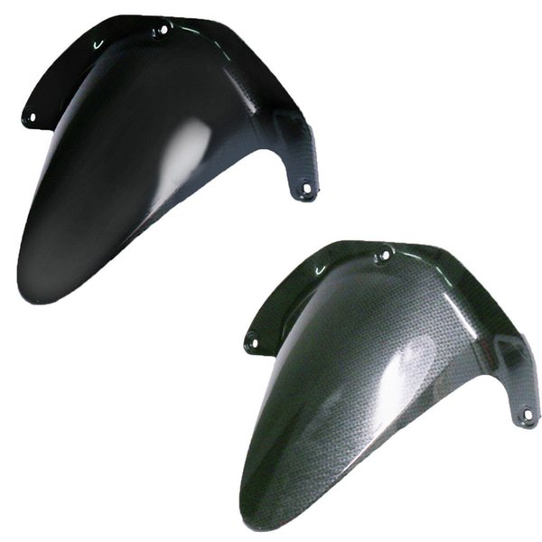 Motorcycle Carbon ABS Plastic Rear Fender Splasher Hugger For 2005 - 2006 HONDA CBR 600RR