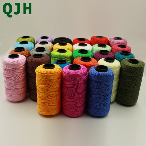 Hand Knitting Sewing Threads 230M Durable Strong Bounded Nylon Leather Sewing Thread for Craft Repair Shoe line