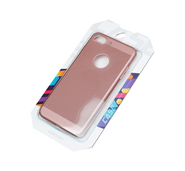 50 pcs Wholesale New Arrival Fashion Phone Cover Paper Packing Box For Samsung Note9 iPhone 8 Slim Cell Phone Case Packaging