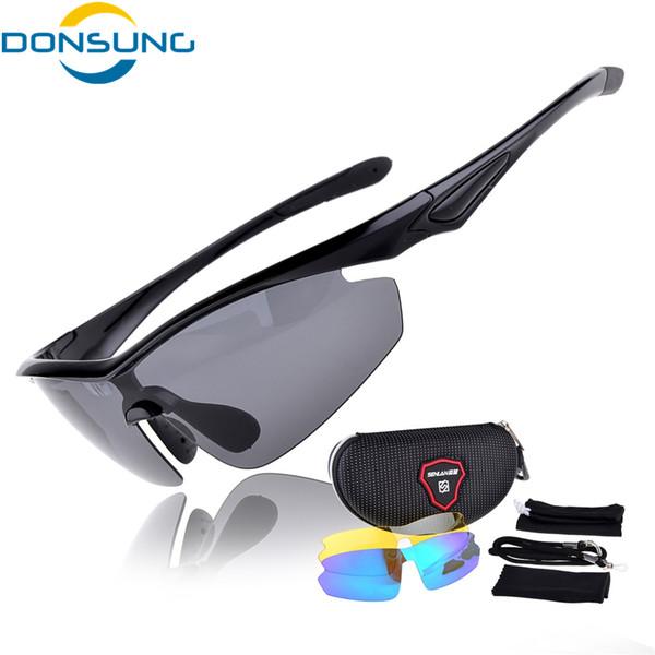 Cycling Glasses 3lens Bike Bicycle Eyewear Sport Sunglasses Men Women Oculos Gafas Ciclismo Sun Glasses for Men Polarized Sport