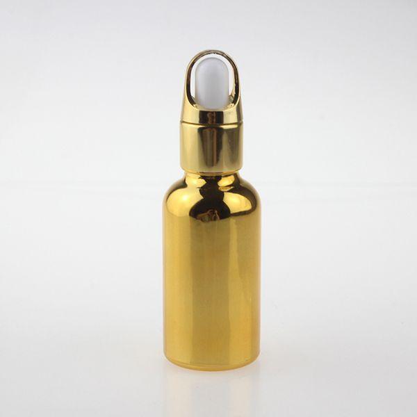 Bouchon de bouteille en or 15 ml A
