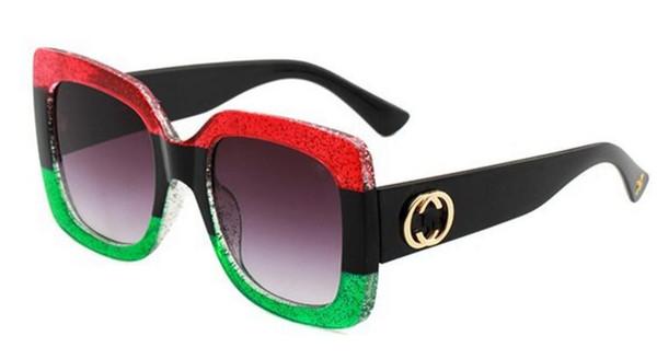 best selling Fashion new style square women sunglasses italian brand designer 0083 men sun glasses polarized driving spors eyeglasses