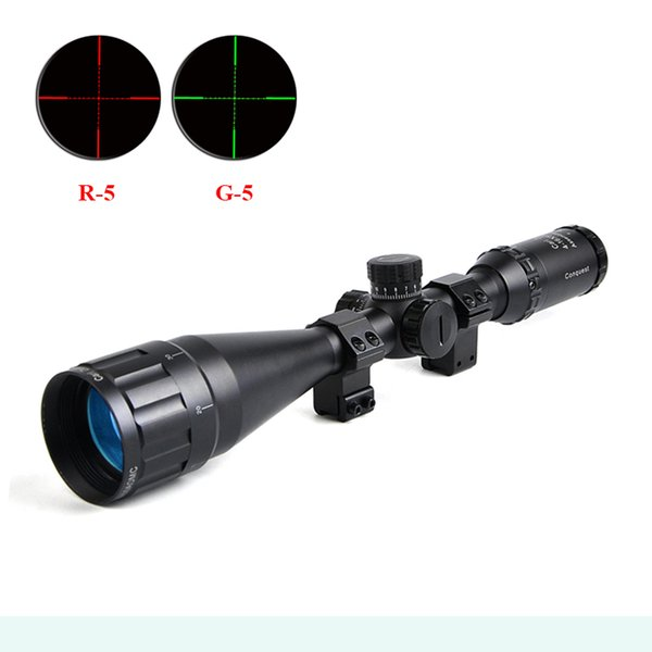 Carl Zeiss 4-16X50 White Letter Optics Rifle Scope Red And Green Illuminated Optic Sight Sniper Riflescopes Hunting Scope
