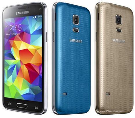 "Original Unlocked Samsung Galaxy S5 mini G800F Mobile phone 4.5"" Android Quad Core 1.5 RAM 16GB ROM 8.0MP GPS WIFI Refurbished"