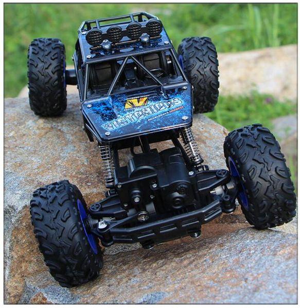 28 cm giocattoli per bambini adulti 1:16 4 canali 4WD 2.4G tipo di pistola ad alta velocità telecomando RC deriva alla deriva cross-country car jeep