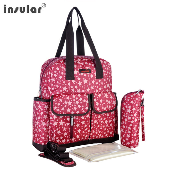 Baby Diaper Bags Designer Maternity Nappy Bag High Quality Multifunctional Handbag For Moms Stroller Bag With Big Capacity