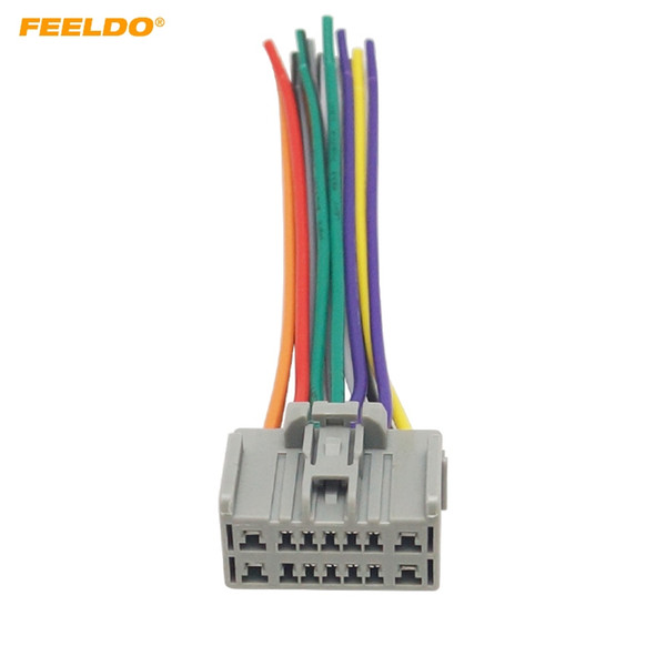 on aftermarket stereo wiring harness adapters