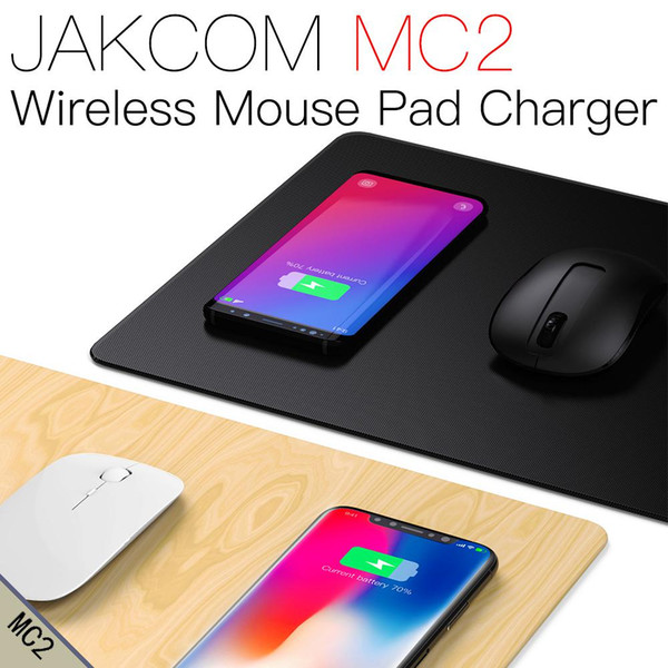 JAKCOM MC2 Wireless Mouse Pad Charger Hot Sale in Mouse Pads Wrist Rests as xioami low power nb iot tracker wifi watch phone