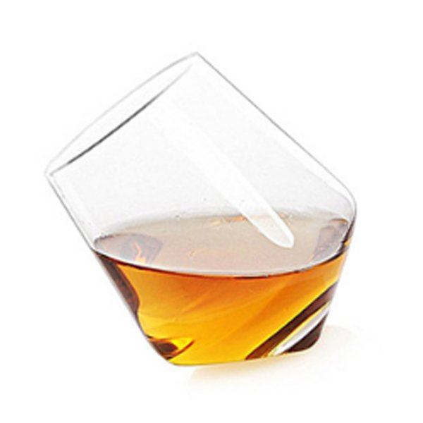400 ML Kristal Yaratıcı Şarap Decanter Tumbler Cam Kırmızı Şarap Viski kurşunsuz likör bardağı Yabancı Şarap Kokteyl Su Bardağı Ev Konteyner
