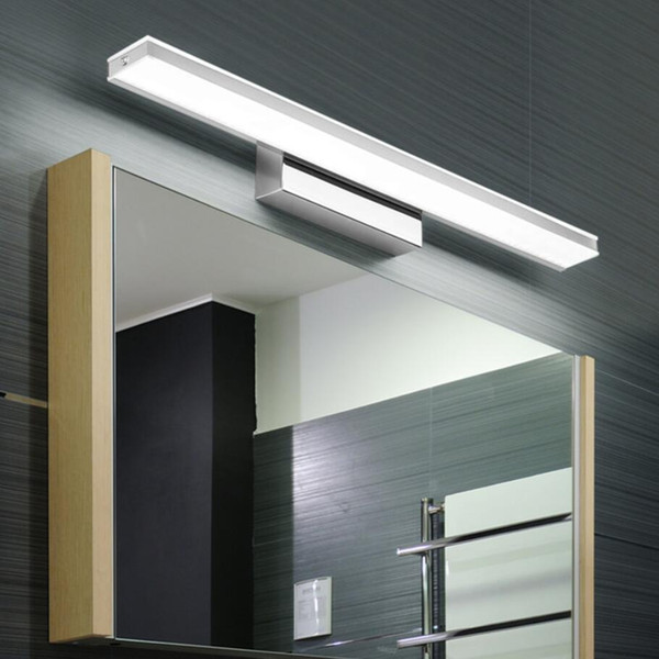 Großhandel Mode LED Lampen Wasserdicht LED Spiegel Frontleuchte High Power  Wandleuchte Badezimmer Dusche Zimmer Wand Lampen Lichter Z15 Von Fried, ...