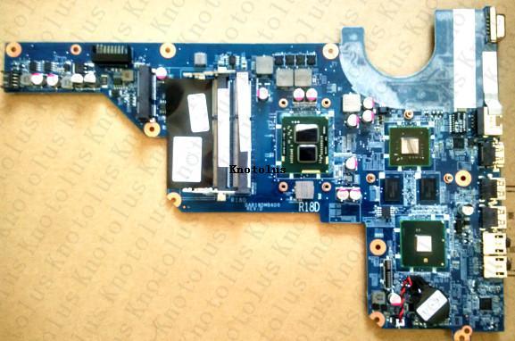 655985-001 for HP Pavilion G4 G6 G7 laptop motherboard DAR18DMB6D1 I3 CPU DDR3 Free Shipping 100% test ok
