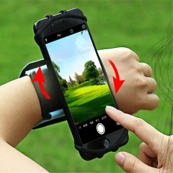 SZYSGSD Rotatable Phone Arm Bag Running Waterproof Phone Bag Sport Wrist Case Key Holder Pouch Armband for 8X