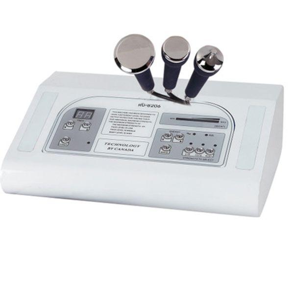 Portable 3 IN 1 Facial Ultrasonic Facial Ultrasound Skin Rejuvenation Machine For Salon SPA Use