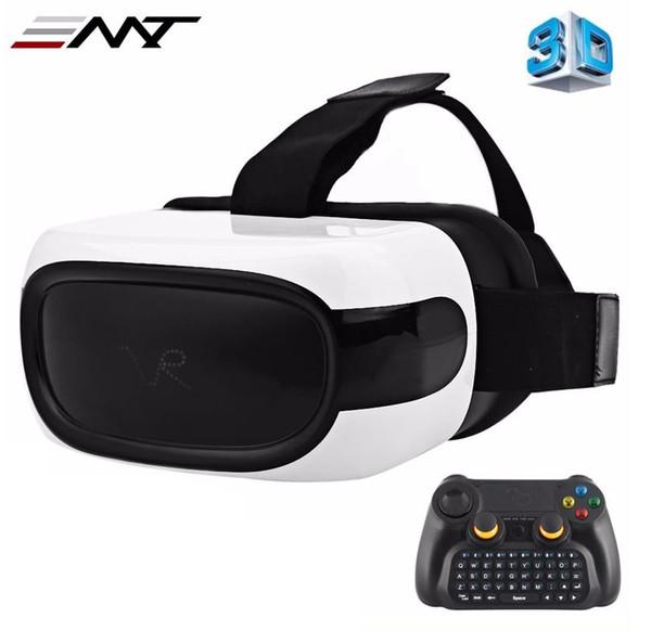 2016 tudo em um óculos vr óculos 3d 360 graus de realidade virtual suporte 3d filme / jogos / caixa de vr vr rk3126 quad core android5.1